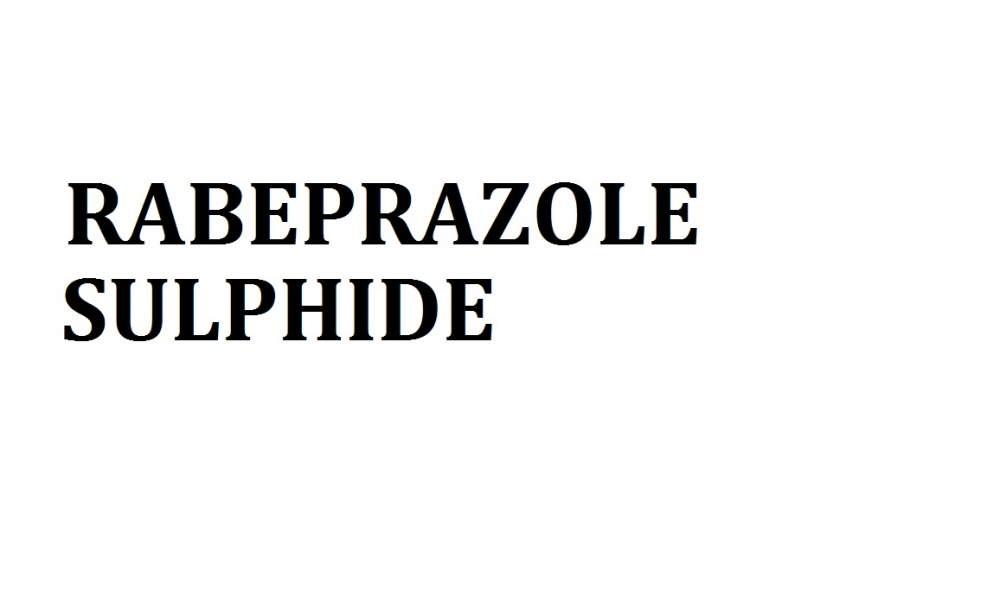 Buy RABEPRAZOLE SULPHIDE