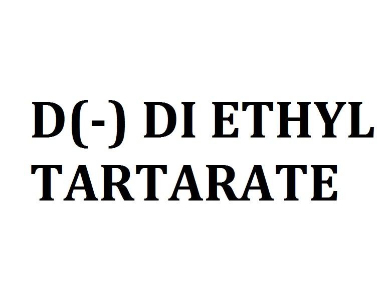 Buy D(-) DI ETHYL TARTARATE