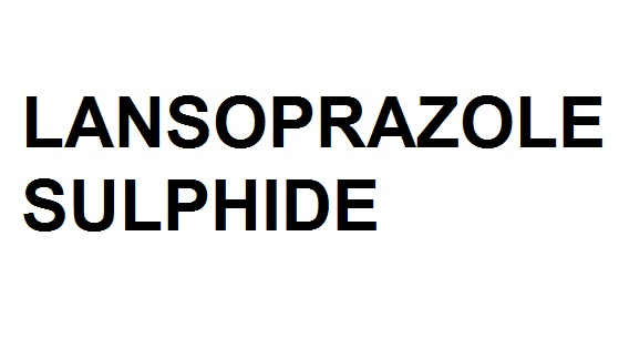 Buy LANSOPRAZOLE SULPHIDE