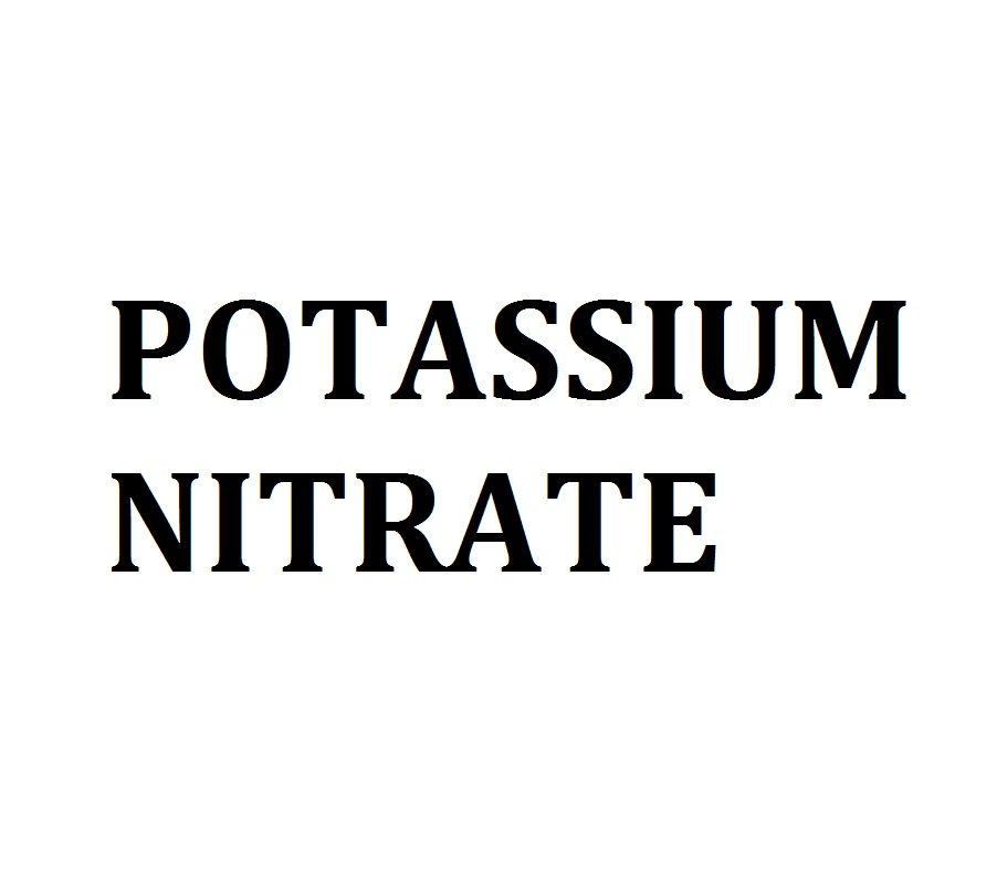Buy POTASSIUM NITRATE