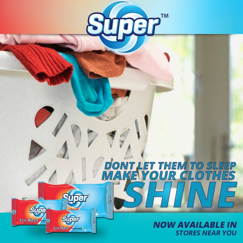 Buy Super Eco Wash Detergent Bar