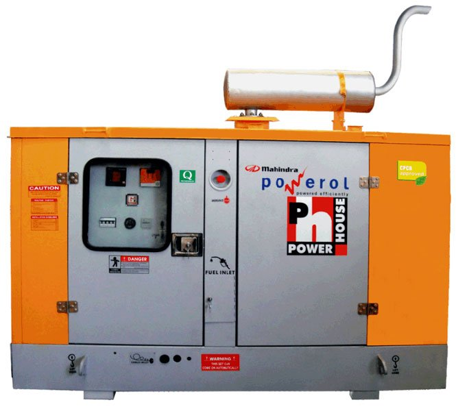 Buy MAHINDRA POWEROL GENERATORS