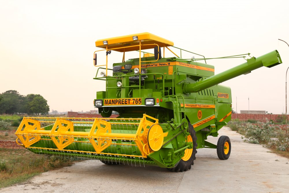Buy Self Combine Harvester -765