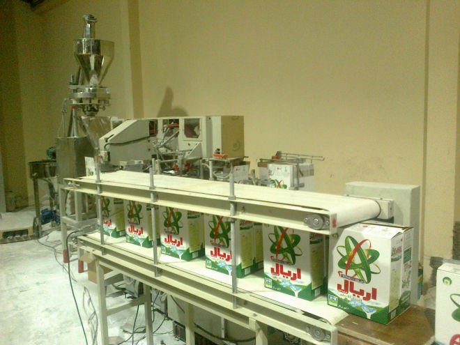Mono Carton packing machine for 2kg to 4 kg