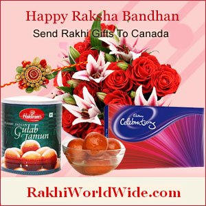Buy Present your brother an excellent Rakhi gift of classic arrangement of flowers