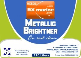 Buy Metalic Brightner Eco Rust Clean