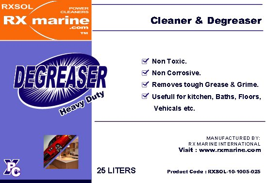 Buy Degreaser HD
