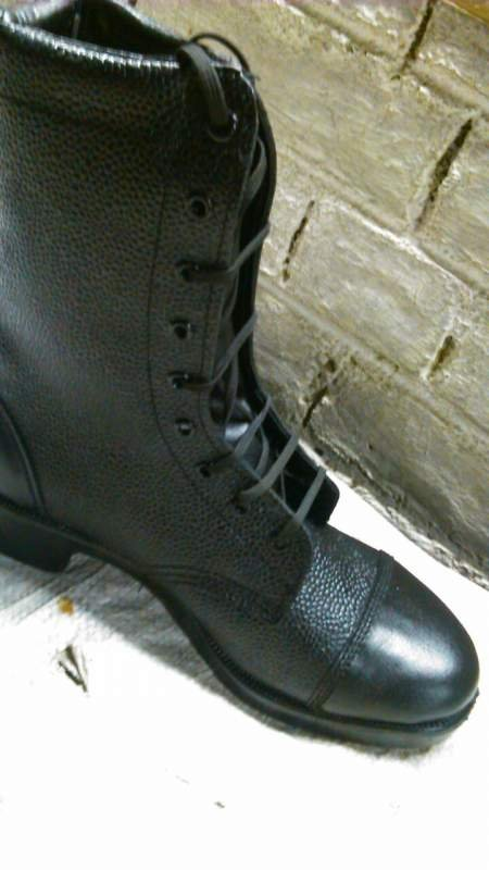 Buy High Length Leather Boot Army