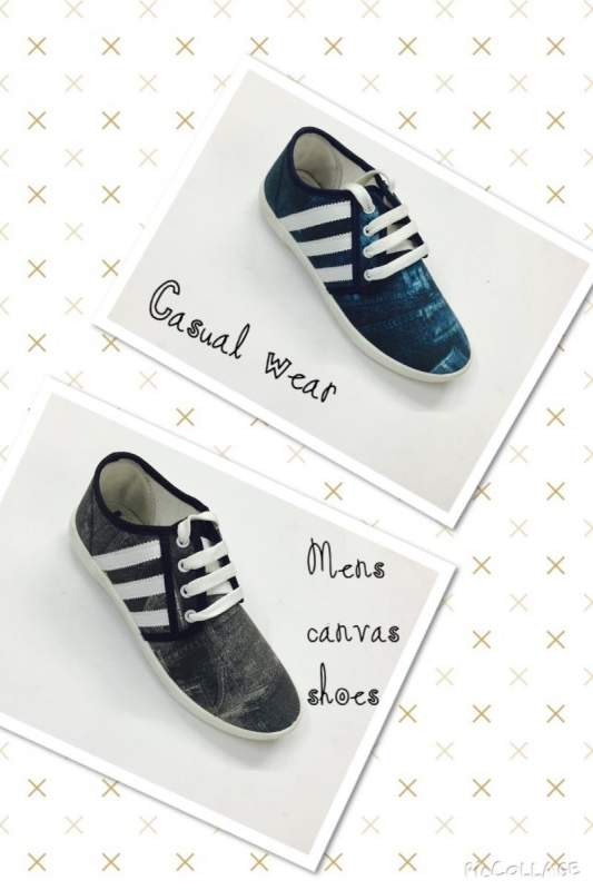 Latest Canvas Shoes form Smart feet