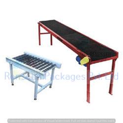 Buy Powder Coated Belt Conveyor