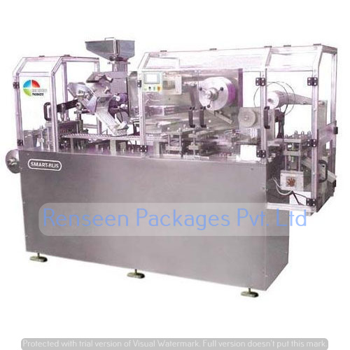 Buy Flat Forming Blister Packing Machine