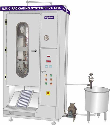 Buy Mechanical Affs Machine For Oil/Ghee Packing