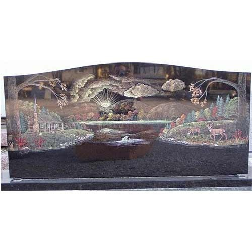 Buy Etched Granite Monuments