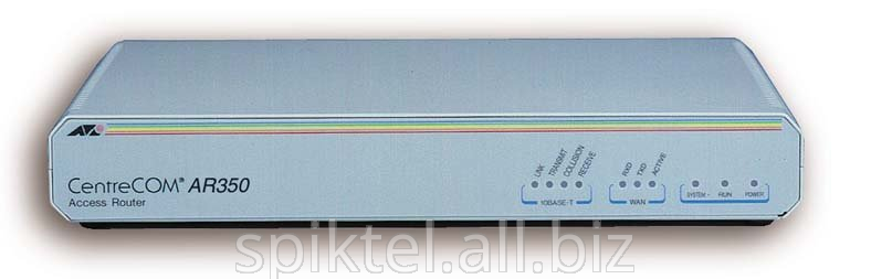 ALLIED TELESIS AT AR350 - ROUTER - RACK-MOUNTABLE/FIBER COPPER SALE