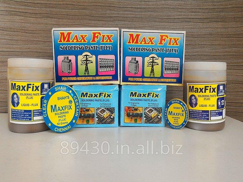 Buy MAX FIX SOLDERING PASTE (FLUX)--cleanmaxindia.com