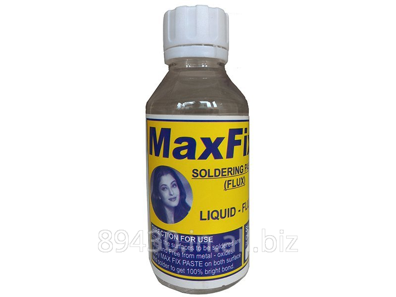Buy MAX FIX LIQUID FLUX--cleanmaxindia