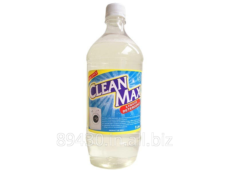 Buy CLEANMAX LIQUID DETERGENT--cleanmaxindia