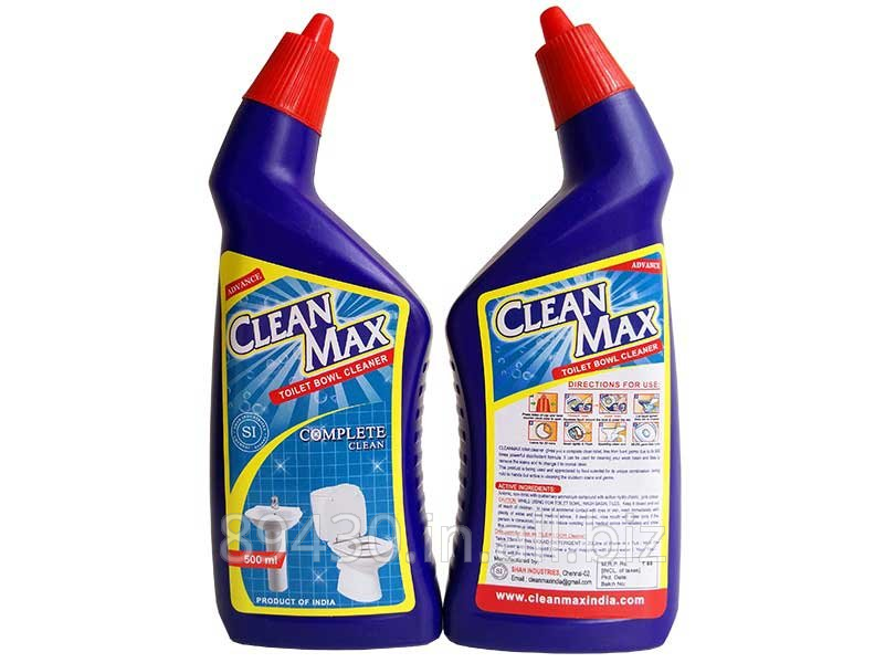 Buy CLEANMAX TOILET BOWL CLEANER--cleanmaxindia