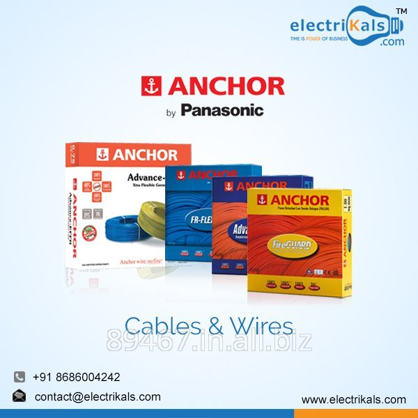 Buy Anchor Cables & Wires