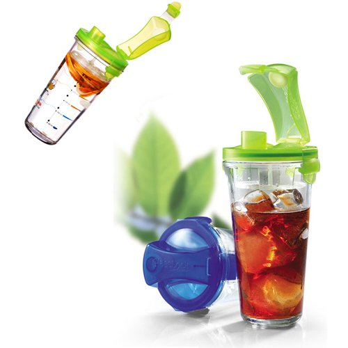 Buy Promotional Buckle Shaker Glass Cup Wholesale Suppliers