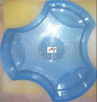 Buy PVC Polymer Paver Moulds