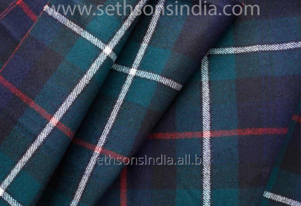 Plaids Fabric