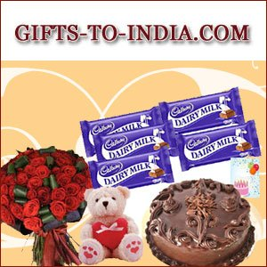 Buy Send Christmas Gifts to India