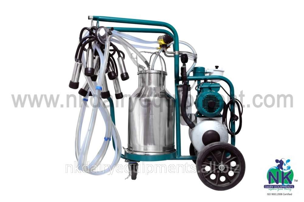 Buy Single Bucket Milking Machine