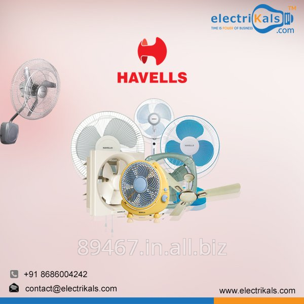 Buy Havells Energy Saving Fans Online