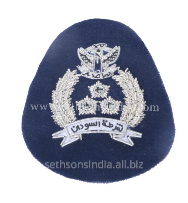 Uniform Badges