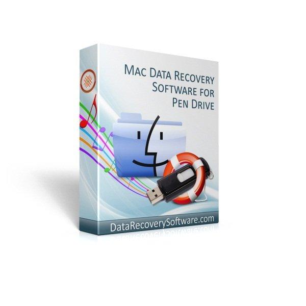 Buy Mac Pen drive data recovery software
