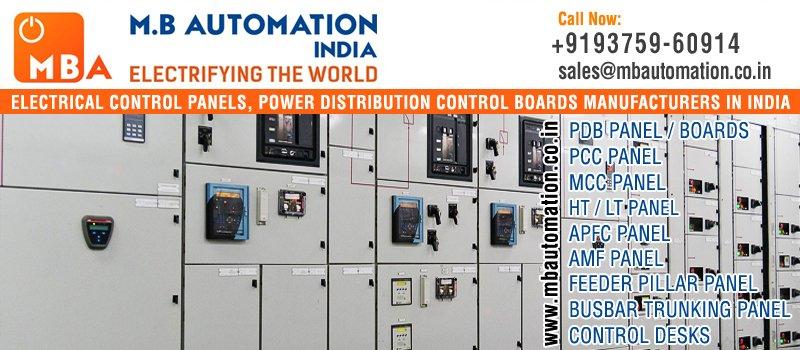 Buy Electrical Control Panels Manufacturers Exporters in Silvassa, Mumbai, Gujarat, Surat, Ahmedabad, india
