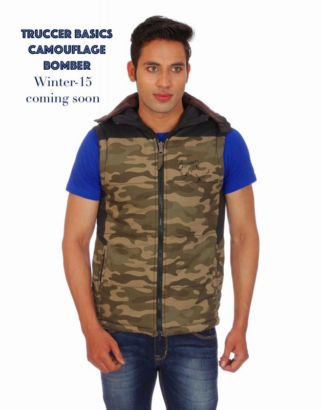 Buy Winter bomber vest