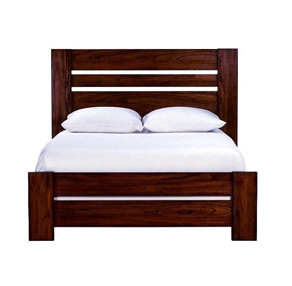 Buy Solid sheesham wood Bed