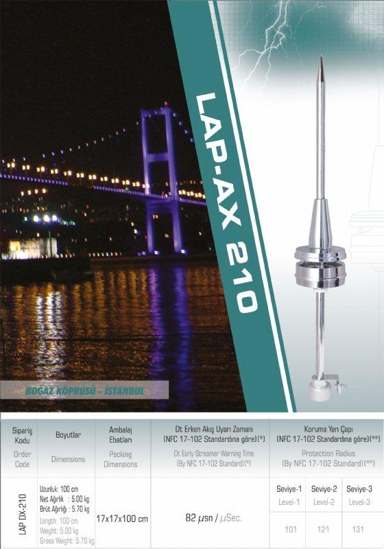 Buy LAP-AX-210