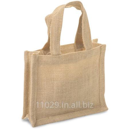 Natural Burlap Tote Bags
