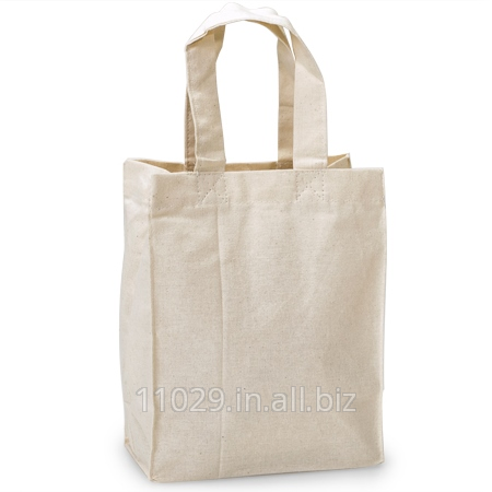 Mini Cotton Canvas Reusable Bags