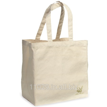 Large Cotton Reusable Bags
