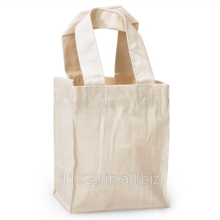 Jewel Cotton Canvas Reusable Bags