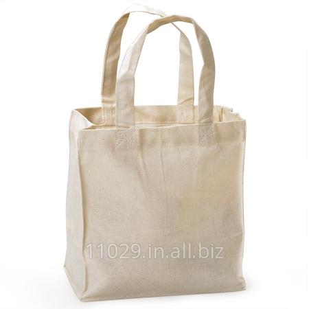 Junior Cotton Canvas Reusable Bags