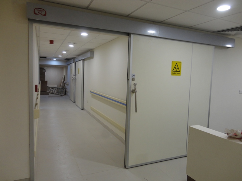 Anti-radiation Door