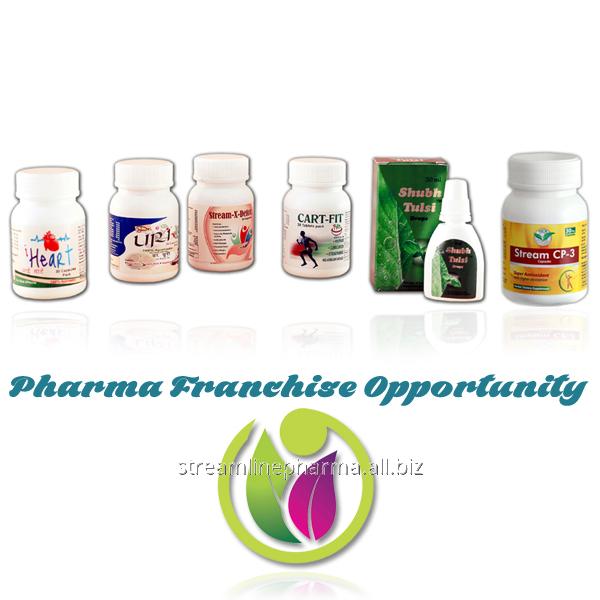 Buy Pharma Franchise Opportunity
