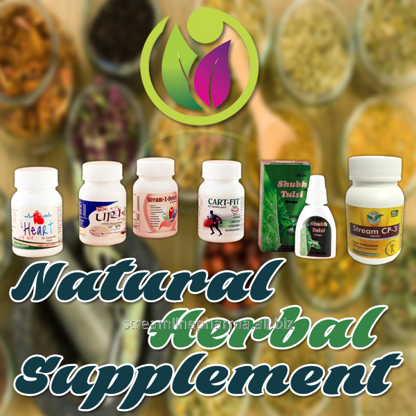 Buy Natural Herbal Supplements