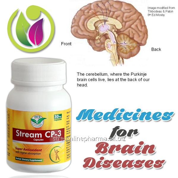 Buy Medicines for Brain Diseases