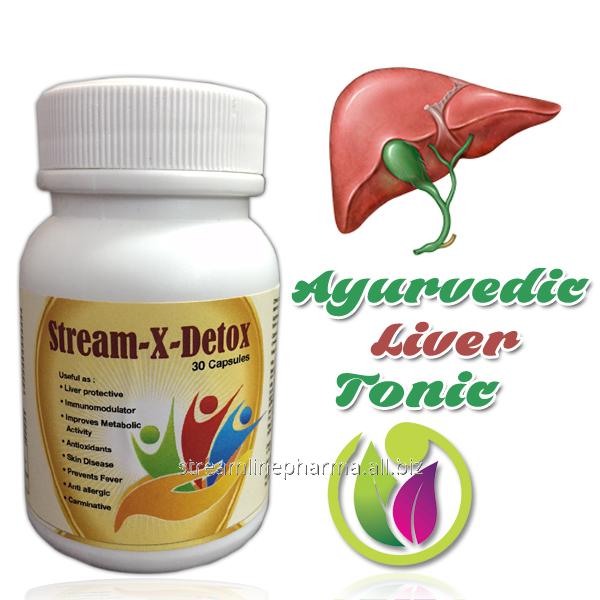 Buy Ayurvedic Liver Tonic