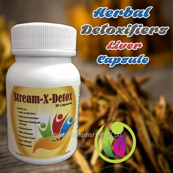 Buy Herbal Detoxifiers Liver Capsule