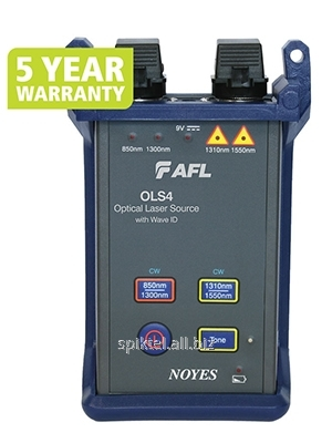 AFL quad Output Light Source with wave id OLS4