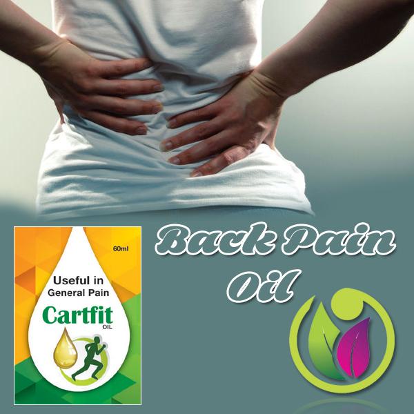 Buy Back Pain Oil