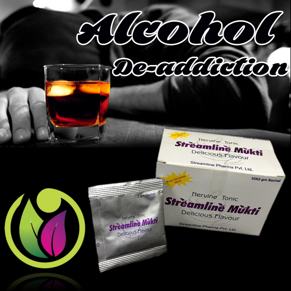 Buy Alcohol De-addiction