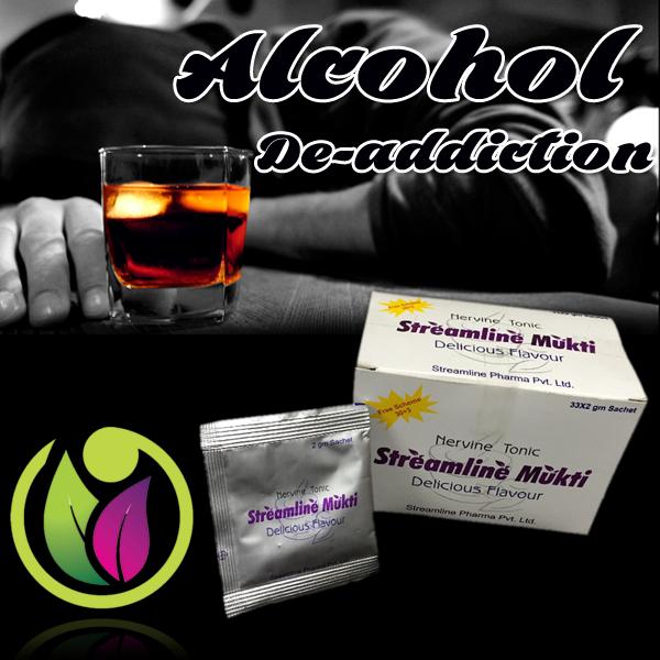 Buy Alcohol De-addiction